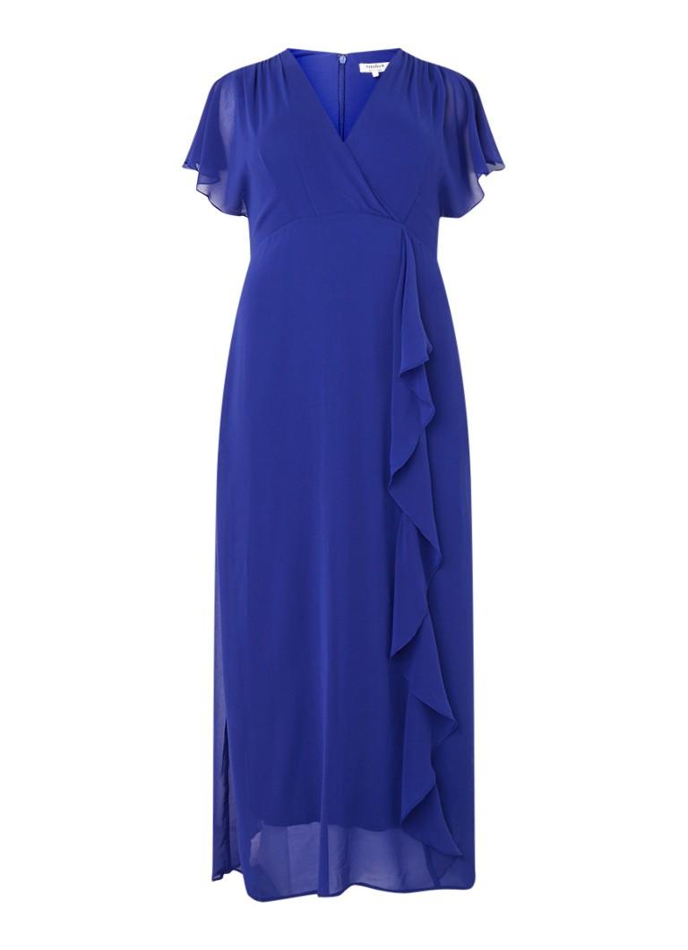Studio 8 Phoenix maxi-jurk met V-hals violet