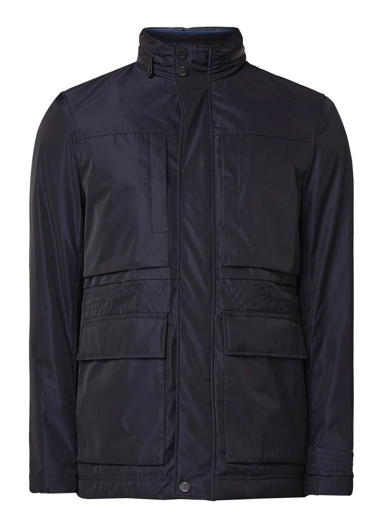 Ted Baker Oka Field jacket met uitneembare capuchon