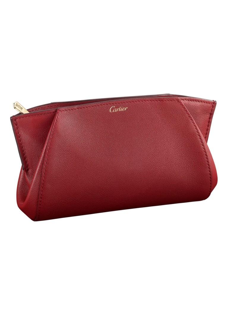 Cartier C de Cartier clutch van leer L3001479