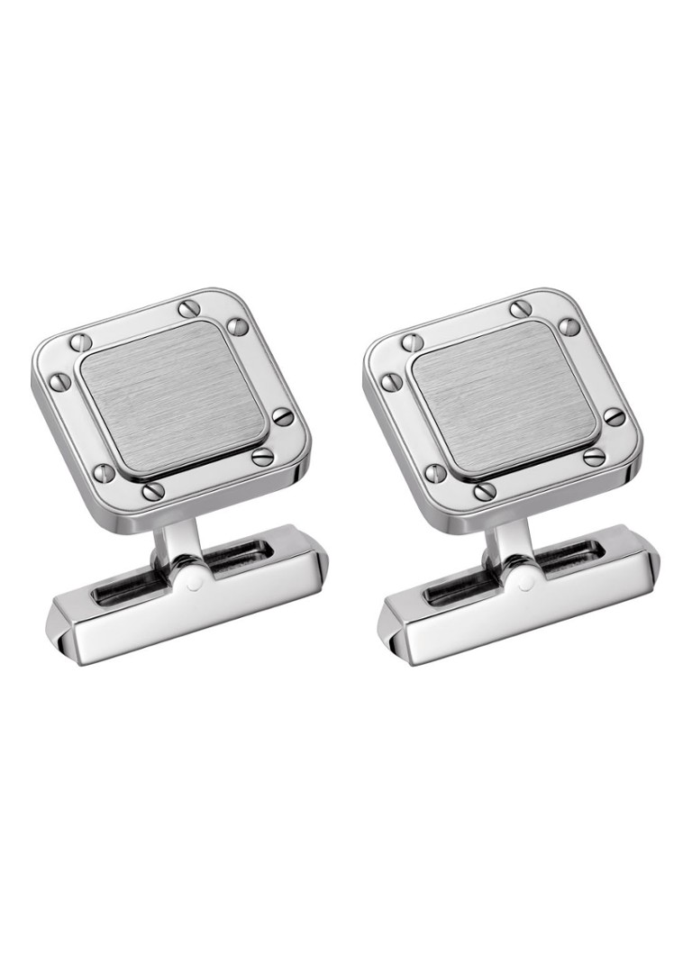 Cartier Santos de Cartier manchetknopen van zilver CROG000163