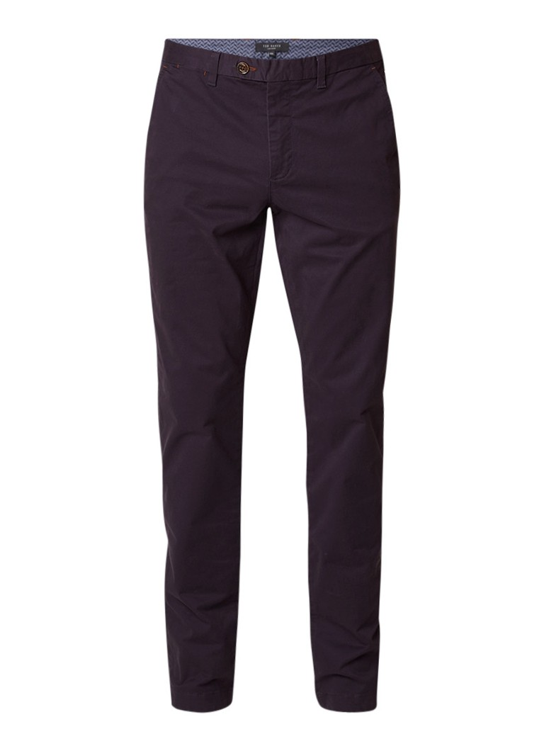 Ted Baker Classic fit chino met stretch