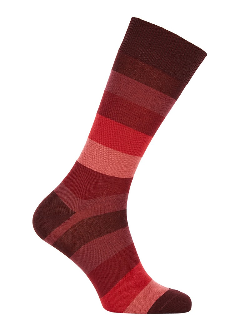 Paul Smith Land Stripe sokken met dessin