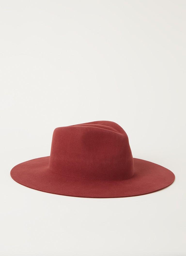 Brixton Maya hoed van wol