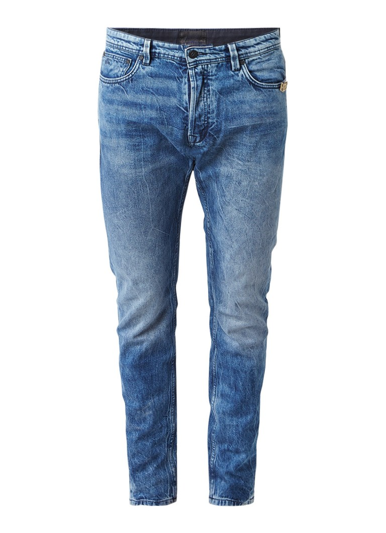 Chasin Ego low rise slim fit jeans met medium wassing
