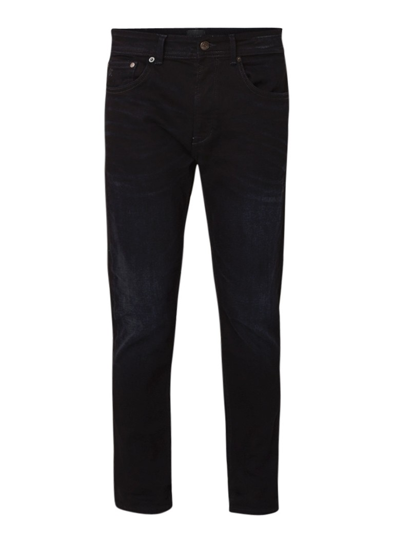 Chasin Ross tapered fit jeans met stretch