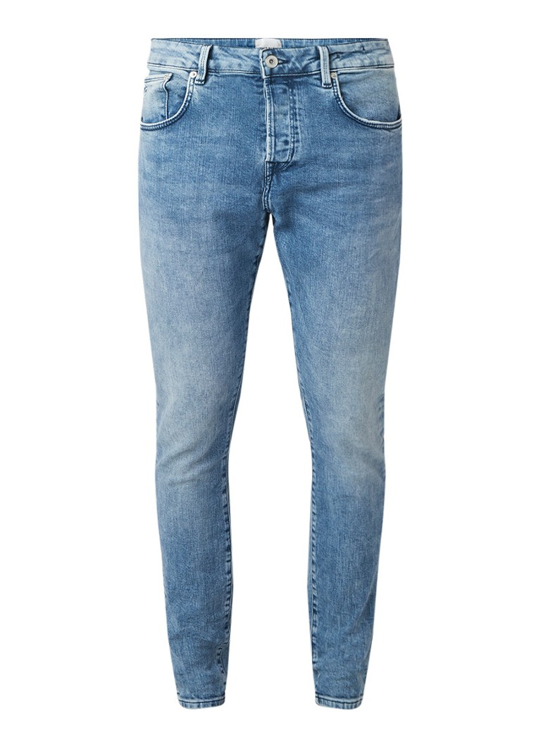 Image of CHASIN' Iggy Kelso slim fit jeans met lichte wassing