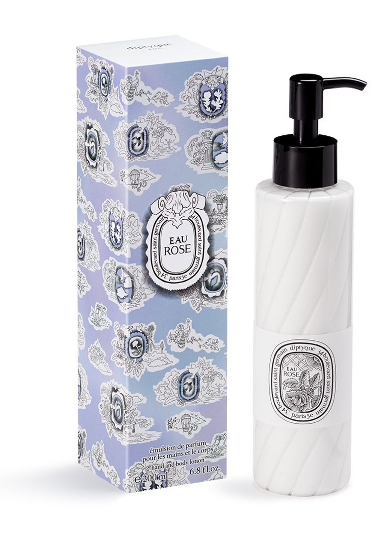 diptyque Eau Rose Hand & Body Lotion Limited Edition - hand- & bodylotion