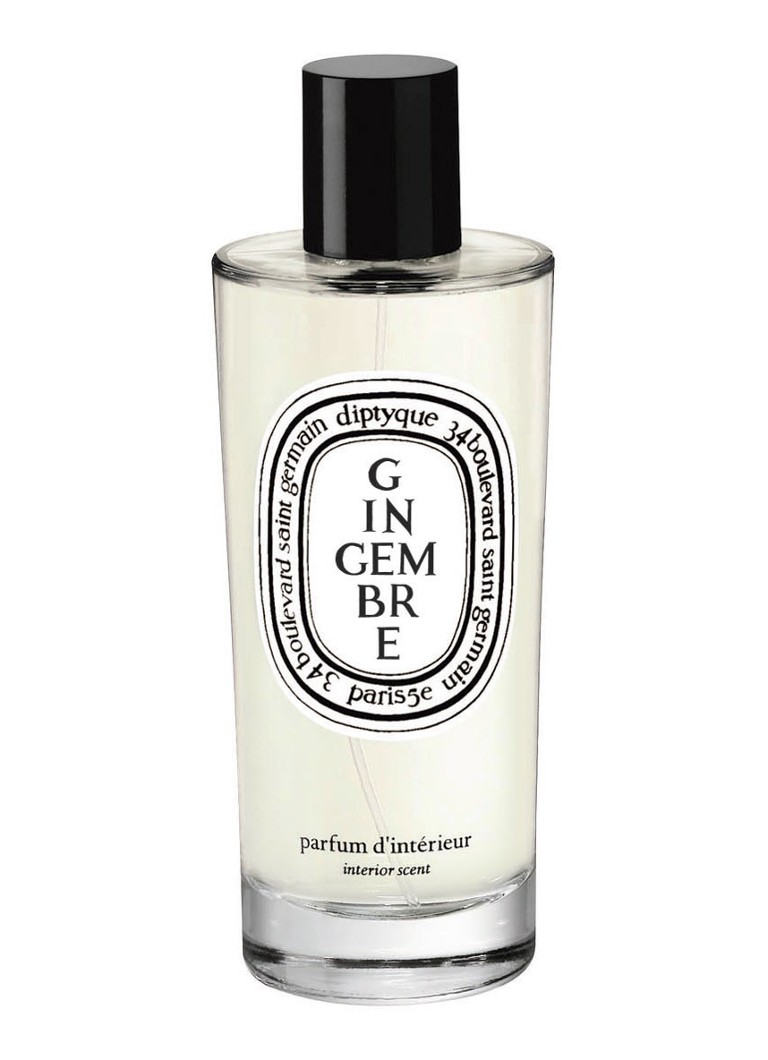 diptyque Gingembre room Spray - huisparfum