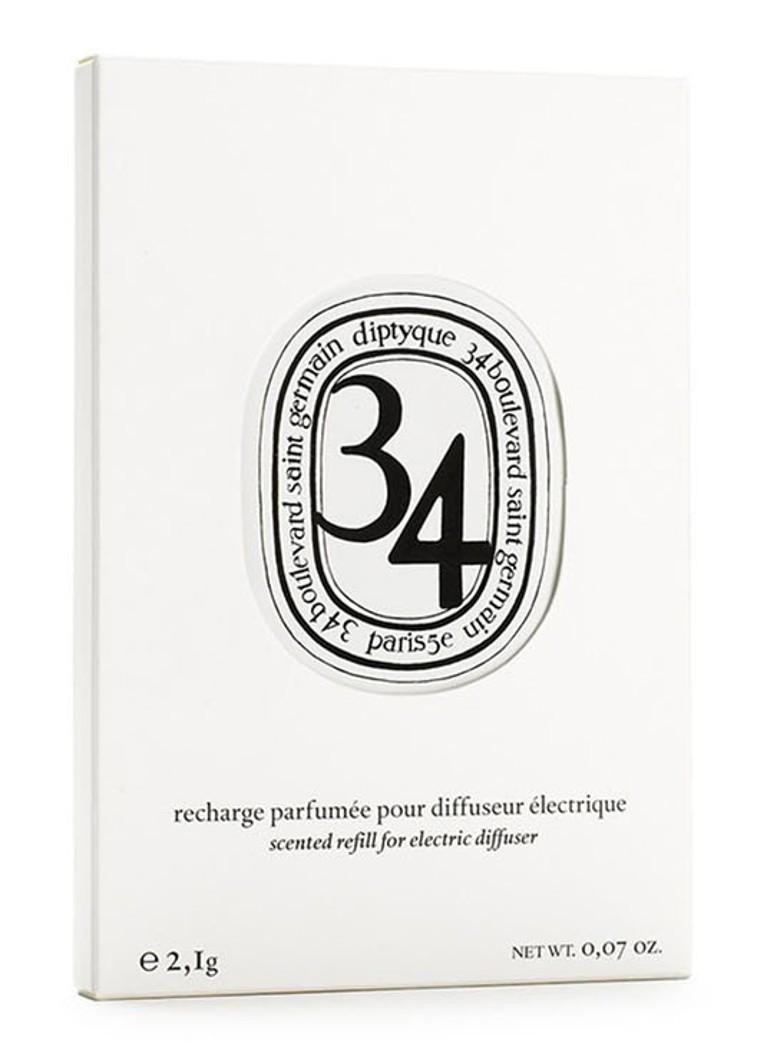 diptyque 34 Boulevard Saint Germain Car Perfume Diffuser Cap