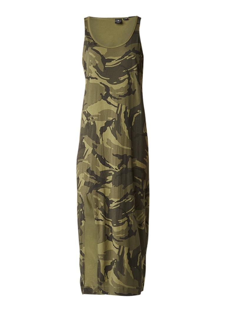 GStar RAW Lyker mouwloze jurk met