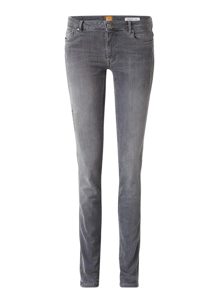 HUGO BOSS Orange J20 mid rise slim fit jeans