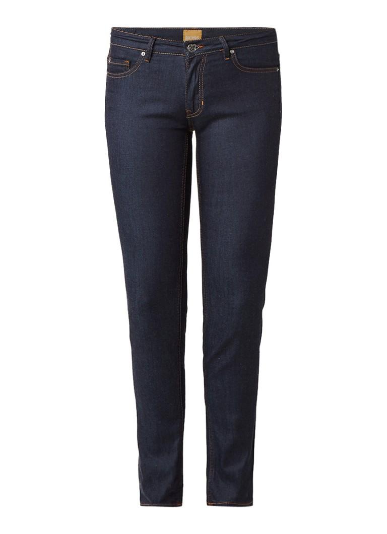 HUGO BOSS J20 Rienne mid rise slim fit jeans