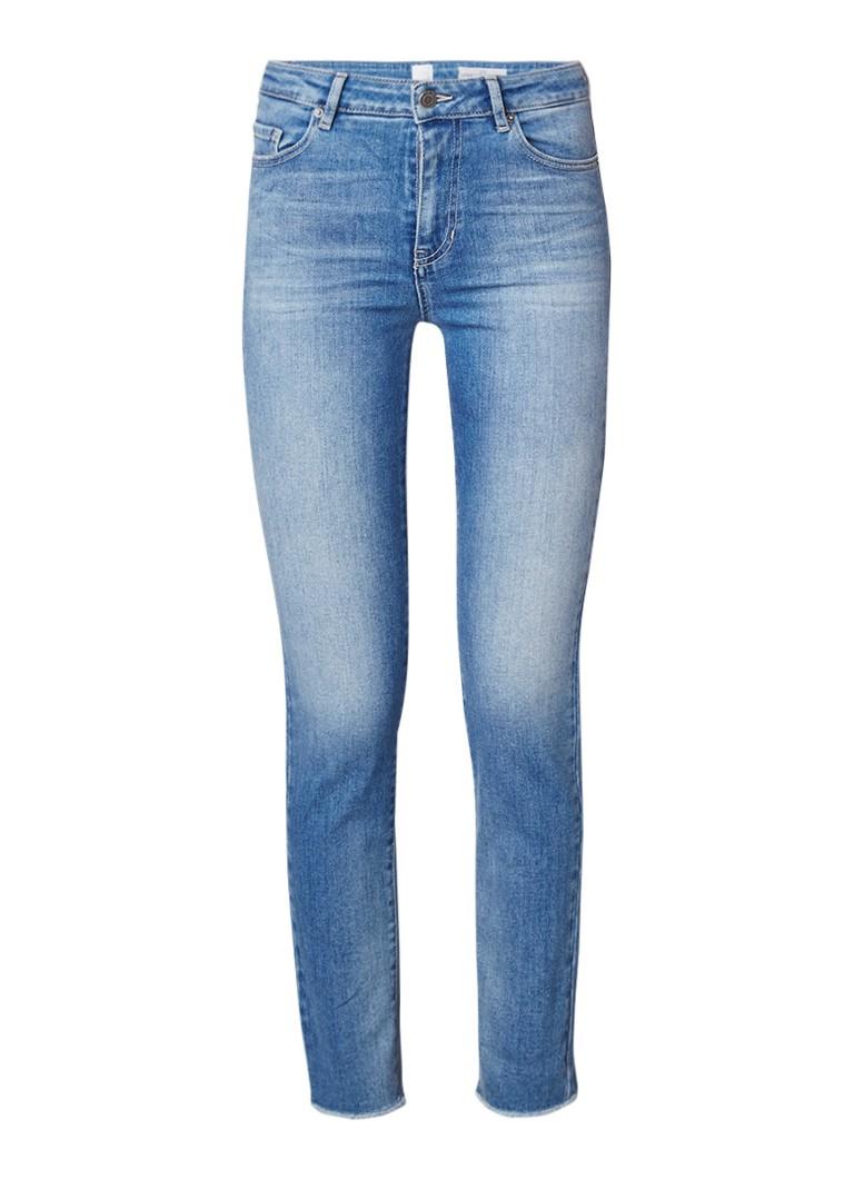 HUGO BOSS Murrieta skinny fit jeans met lichte wassing