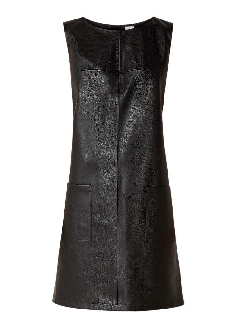 HUGO BOSS Alelly mini-jurk met opgestikte zakken