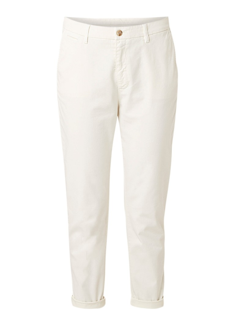 HUGO BOSS Solga-D relaxed fit cropped chino
