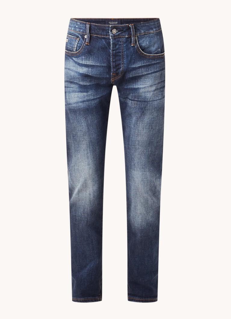 Scotch & Soda Ralston slim fit jeans met stretch