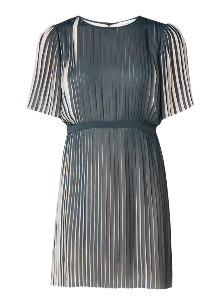 Samsøe & Samsøe Lou plissé jurk