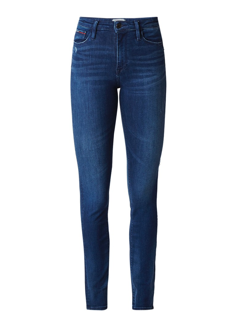 Tommy Hilfiger Santana high rise skinny fit jeans