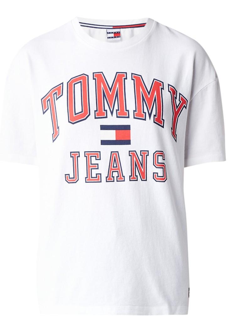 Tommy Hilfiger 90s T-shirt met logoprint
