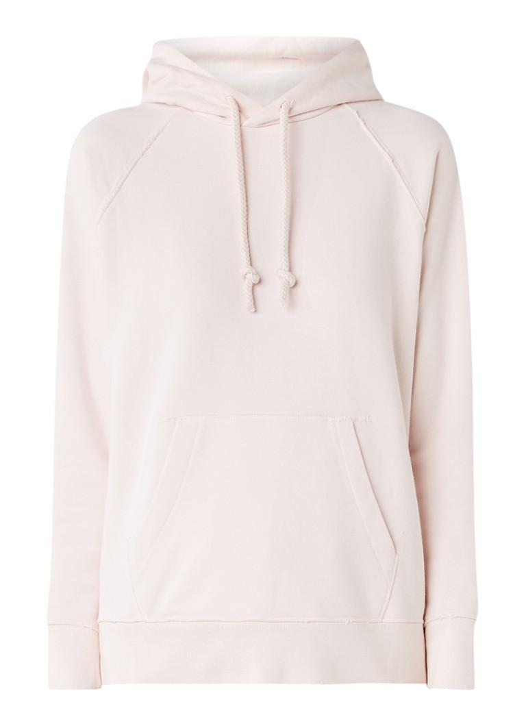 Levi's Plain hoodie met buidelzak