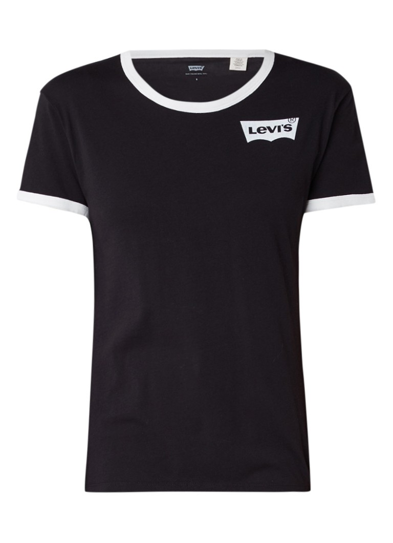 Levi's PERFECT RINGER TEE BATWING RIN