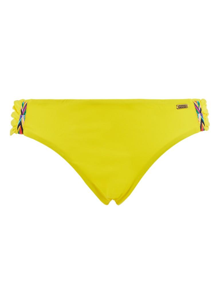 Banana Moon Karda bikinislip met borduring