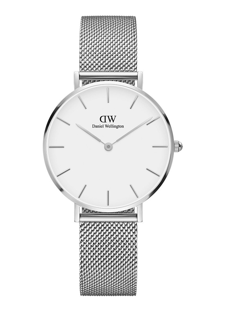 Horloges Daniel Wellington Horloge DW00100164 Zilver