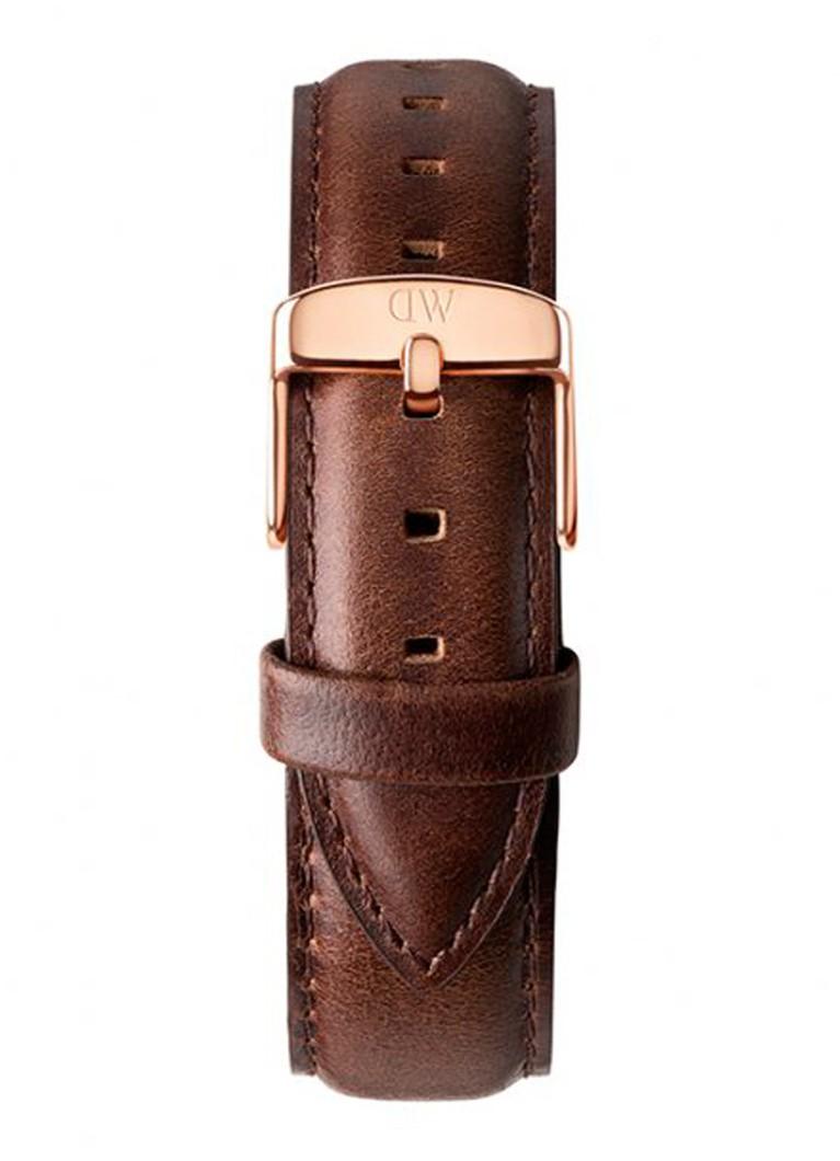 Daniel Wellington Horlogeband 20 mm Classic Bristol Rosé 0309DW