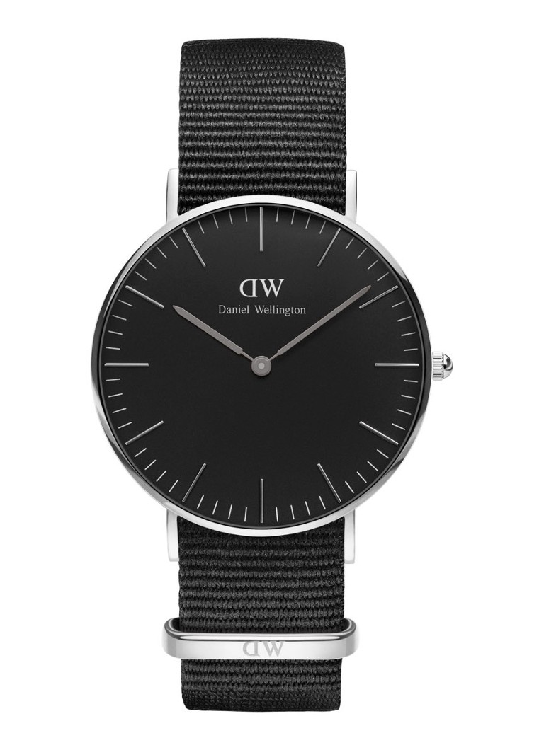 Daniel Wellington Horloge Black Cornwall DW00100151