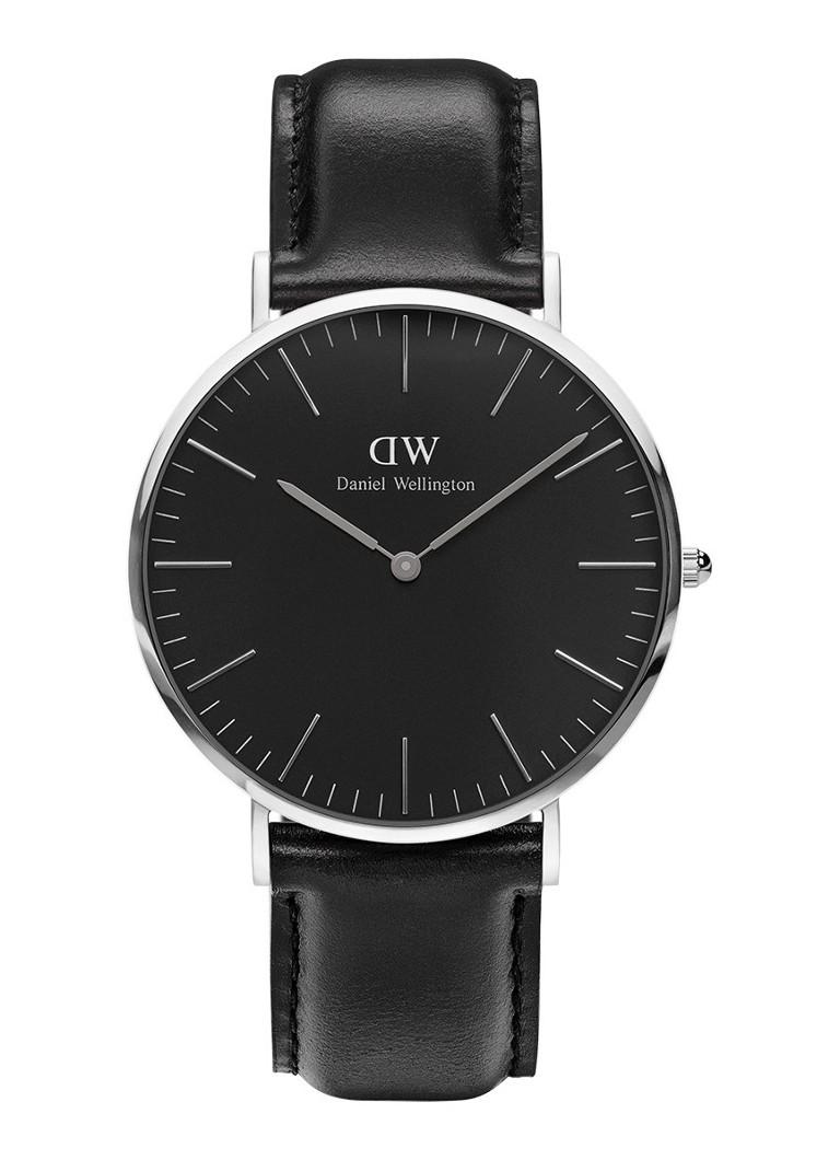 Daniel Wellington Horloge Black Sheffield DW00100133