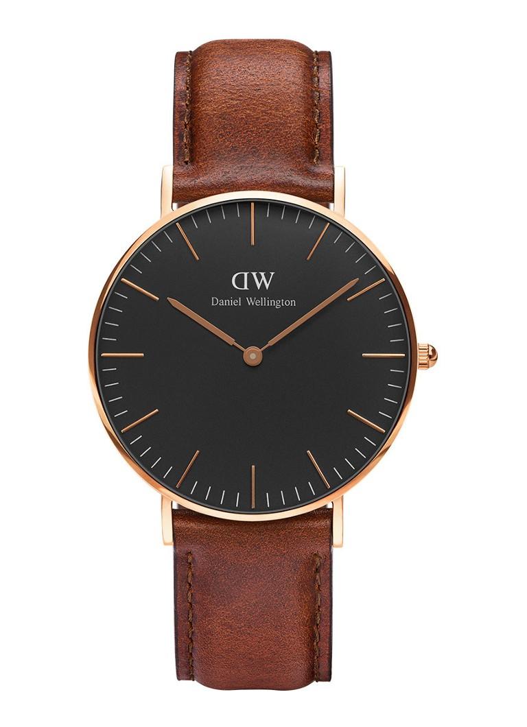 Daniel Wellington Horloge Black St Mawes DW00100136