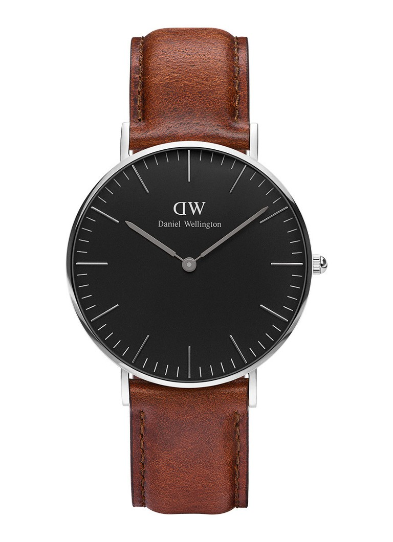Daniel Wellington Horloge Black St Mawes DW00100142