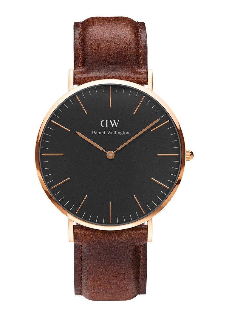 Daniel Wellington Horloge Black St Mawes DW00100124