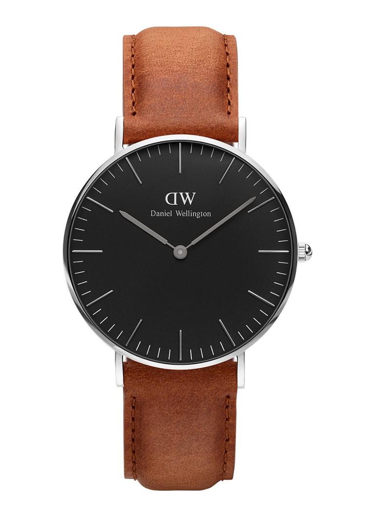 Daniel Wellington Horloge Black Durham DW00100144