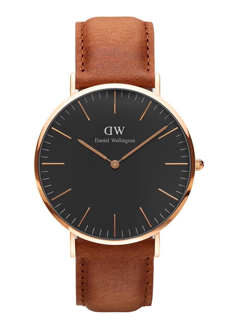 Daniel Wellington Horloge Black Durham DW00100126