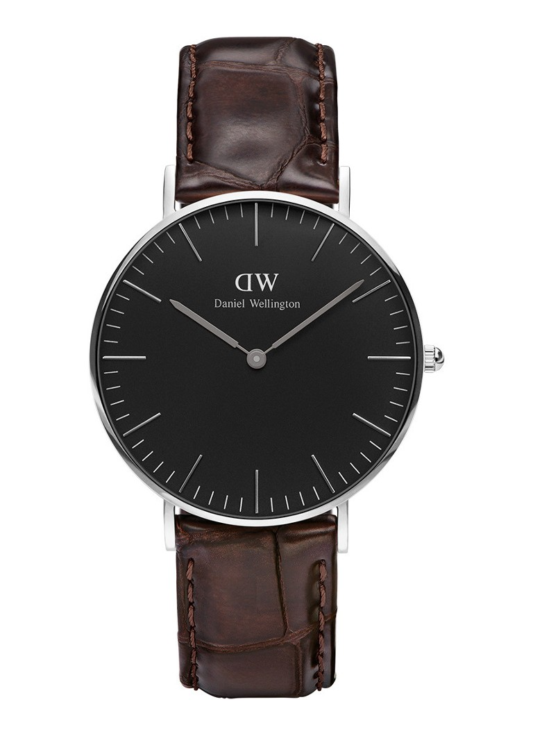 Daniel Wellington Horloge Black York DW00100146