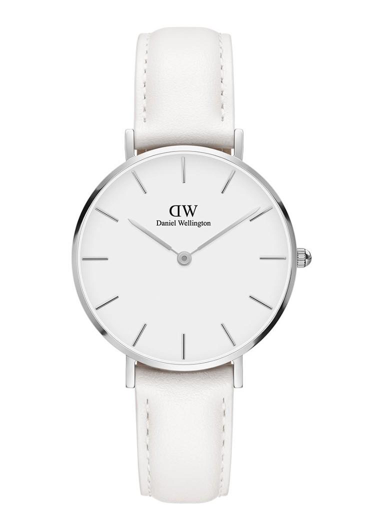 Daniel Wellington Horloge Classic Petite Zilver DW00100190