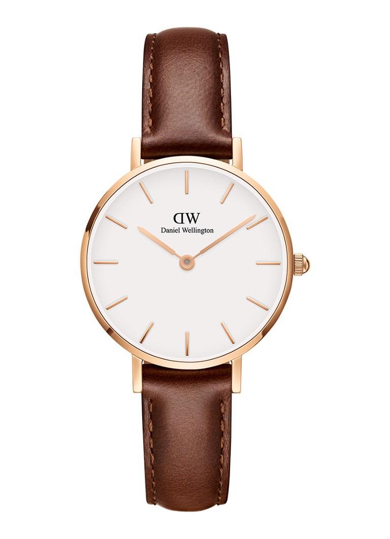 Daniel Wellington Petite St Mawes White Rose DW00100231