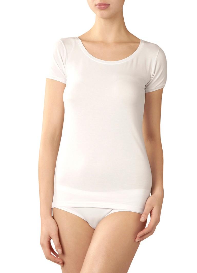 Oroblu T-shirt Kate met korte mouwen