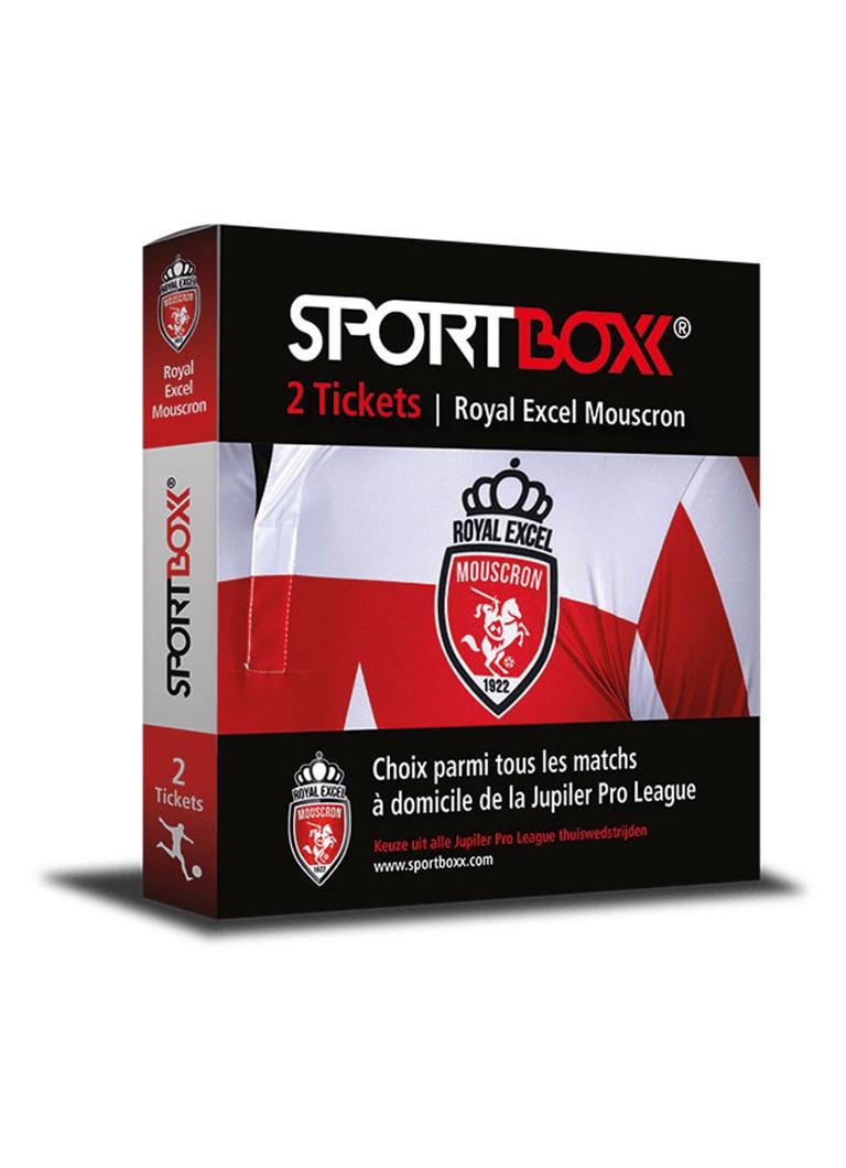 SportBoxx Royal Excel Mouscron