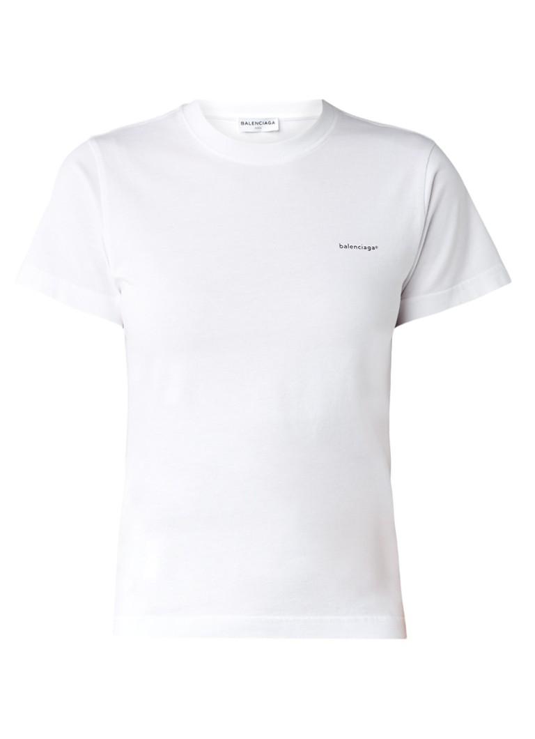 Balenciaga T-shirt met logoprint