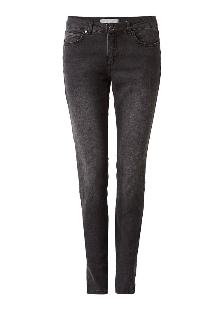 Stroke Amsterdam Pammy high rise faded skinny jeans