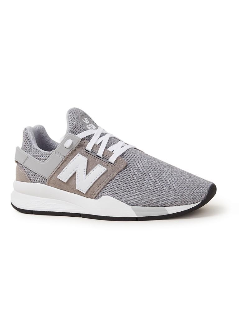 82225f76f48 New Balance CM997 sneaker met suède en leren details
