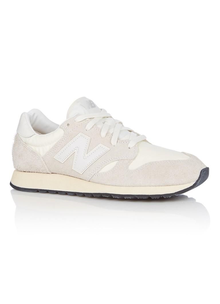 New Balance U520AC sneaker met suède details