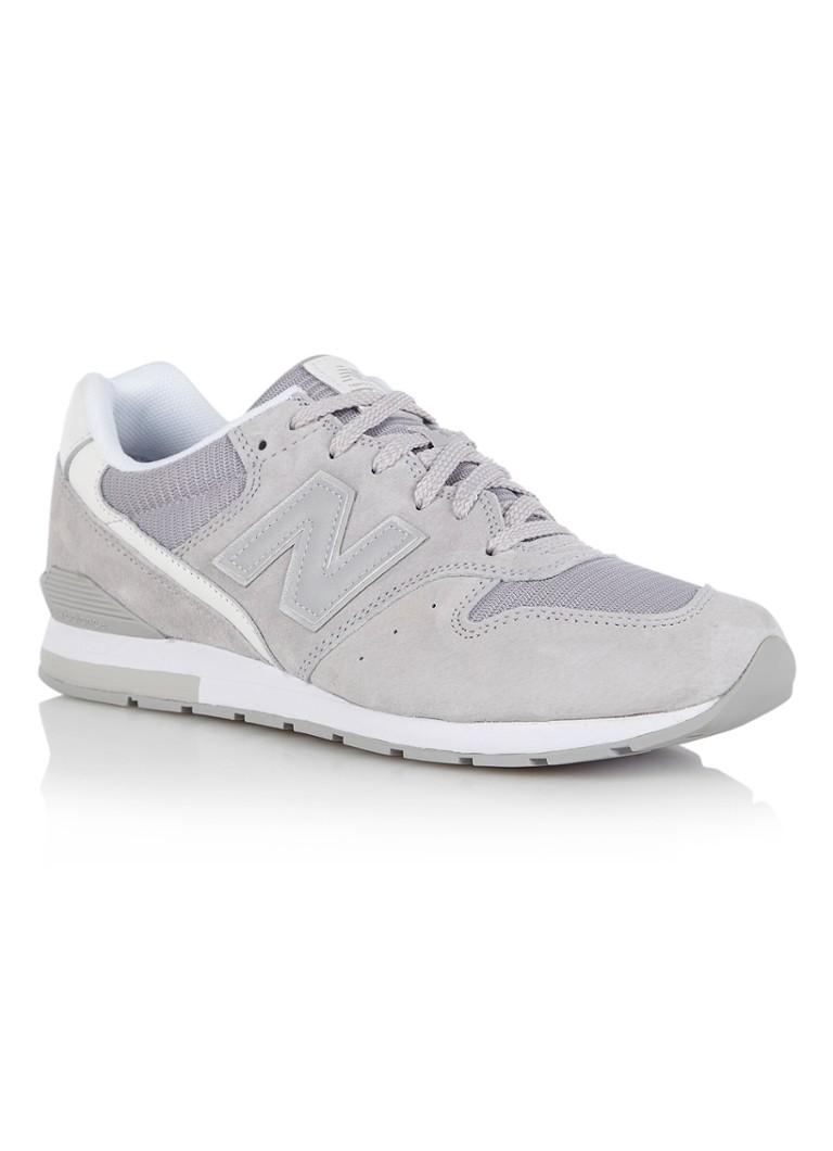 New Balance 996 REVlite sneaker van suède