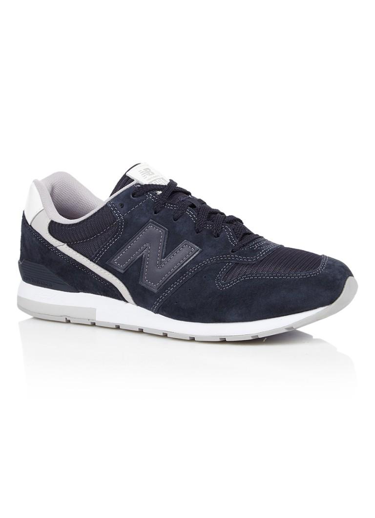 New Balance MRL996RG sneaker van suède