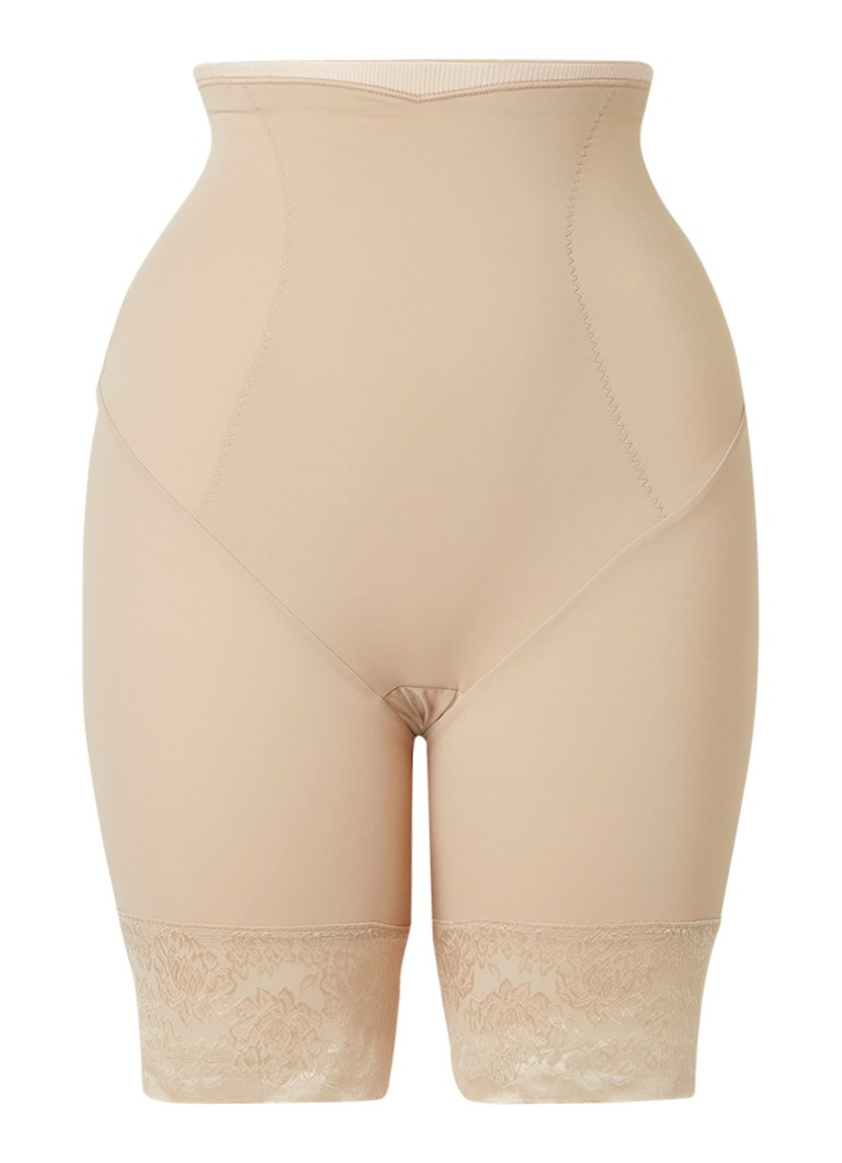 Maidenform Tigh Slimmer corrigerende shorts met hoge taille