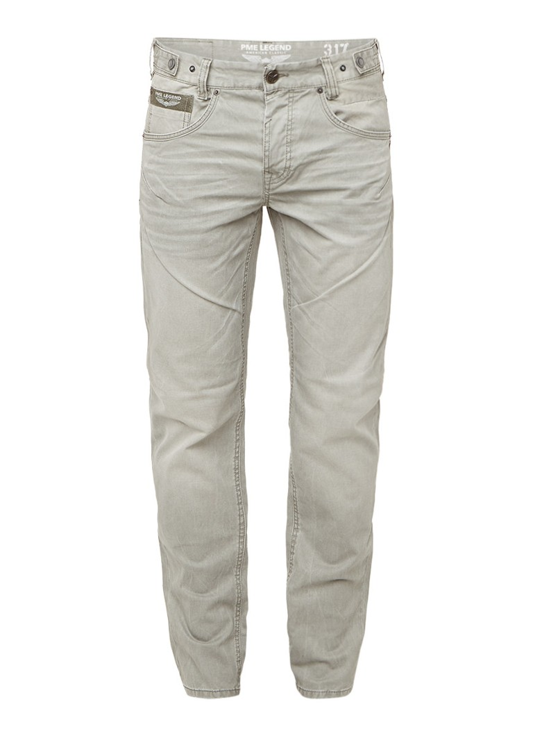 PME LEGEND Skyhawk regular slim fit jeans met stretch