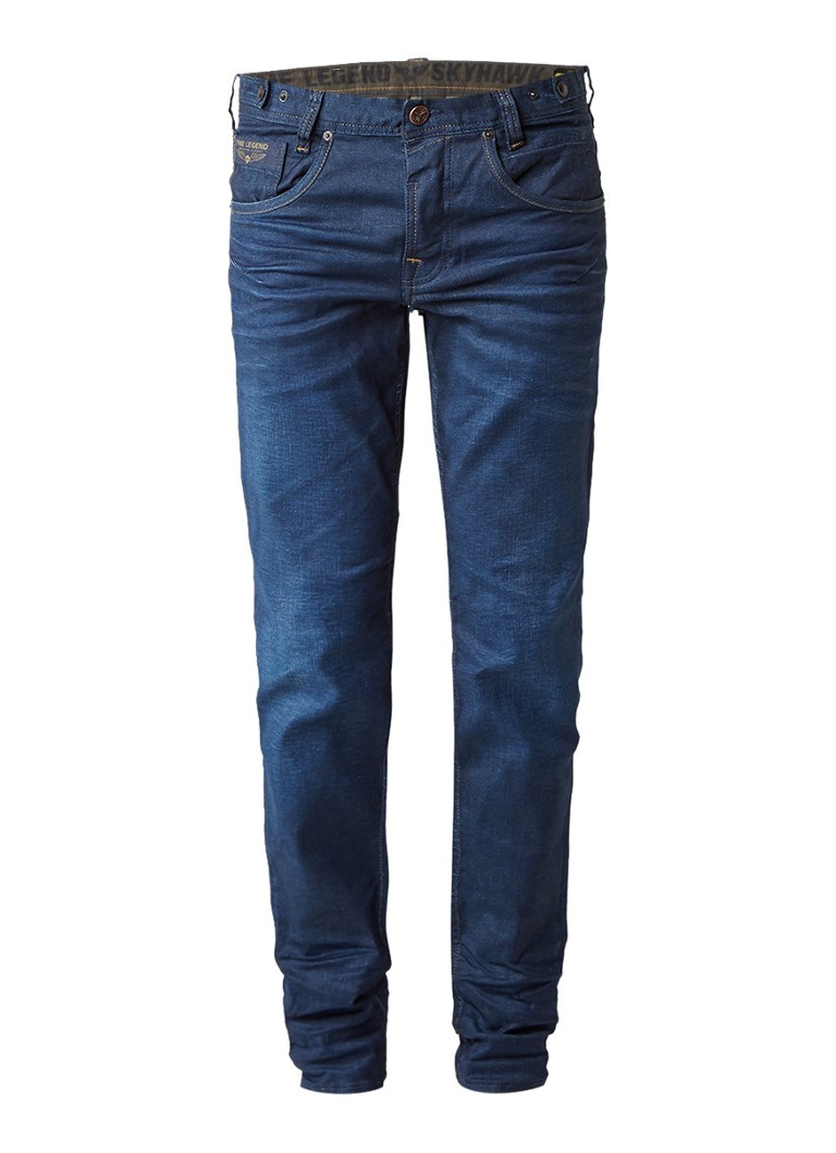 PME Legend Skyhawk regular waist slim fit jeans