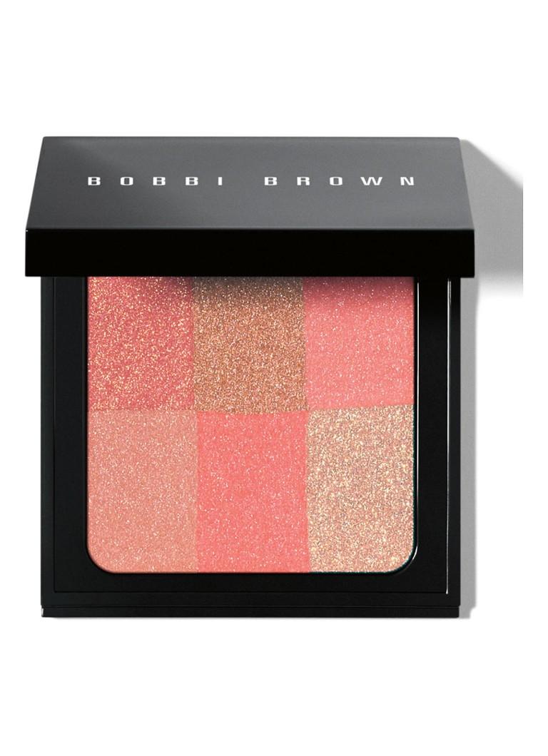 Bobbi Brown Brightening Brick - bronzer. blush & highlighter